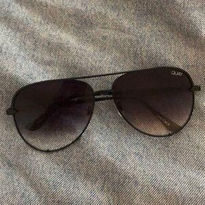 Desi Perkins Quay High Key Sunglasses - Black Fade